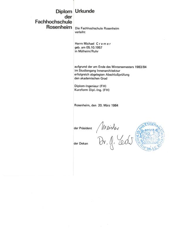 Innenarchitektur Fh Rosenheim innenarchitektur fh rosenheim goresoerd